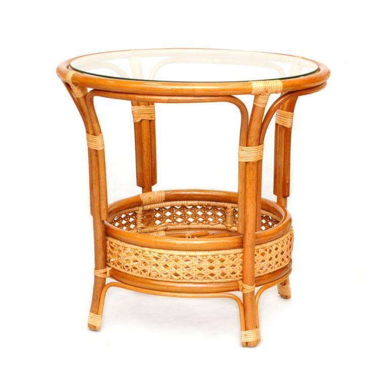 Стол плетеный обеденный Пеланги