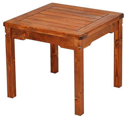 Стол деревянный кофейный Siesta 60