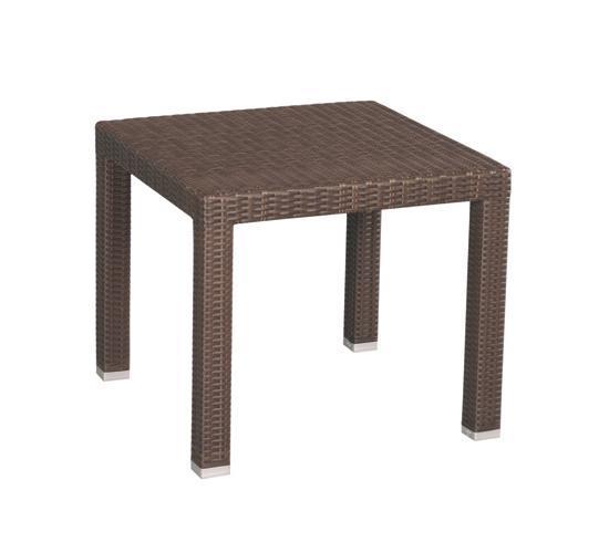 Стол плетеный обеденный Maui