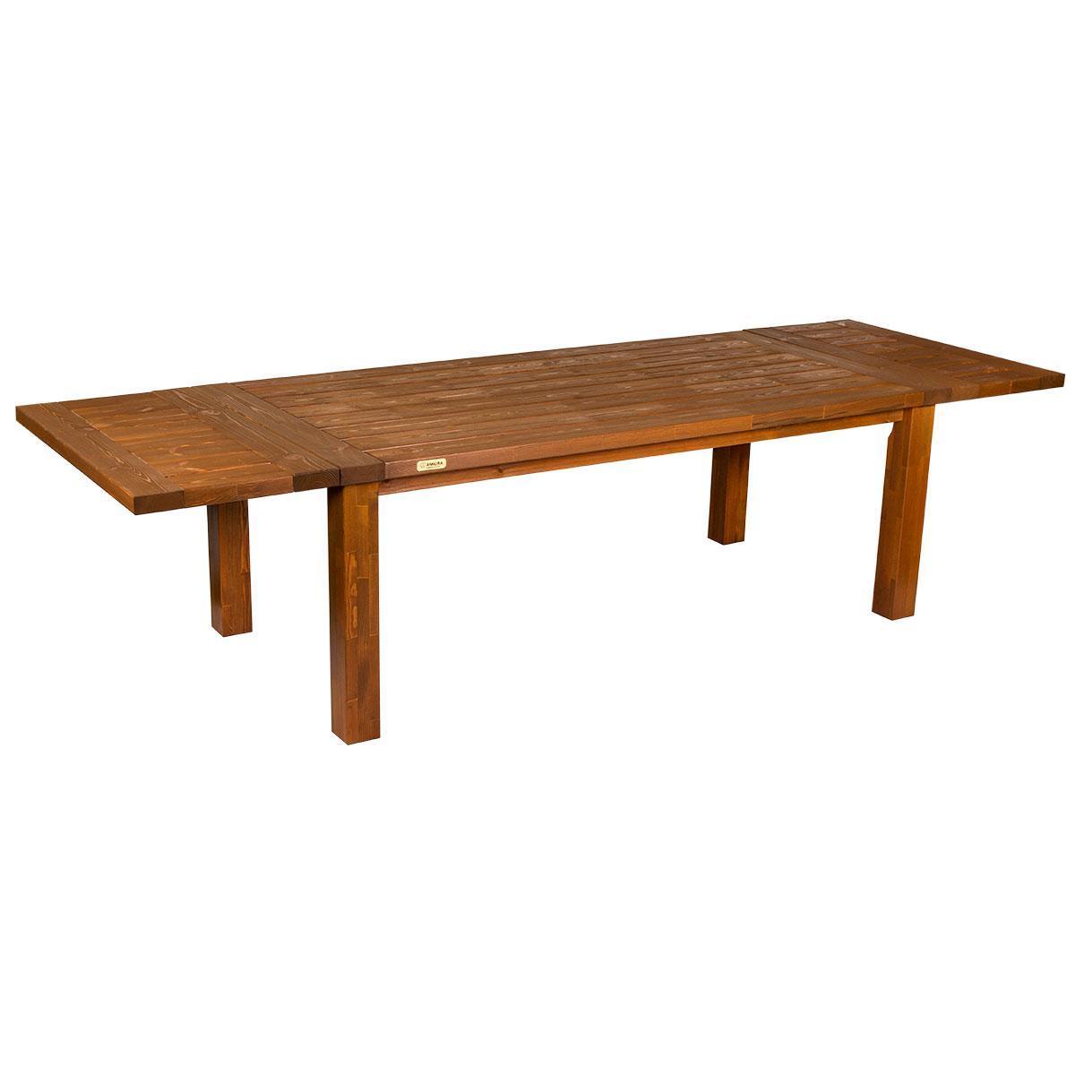 Стол деревянный раздвижной Kingston