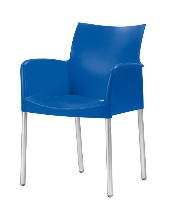Кресло пластиковое Ice