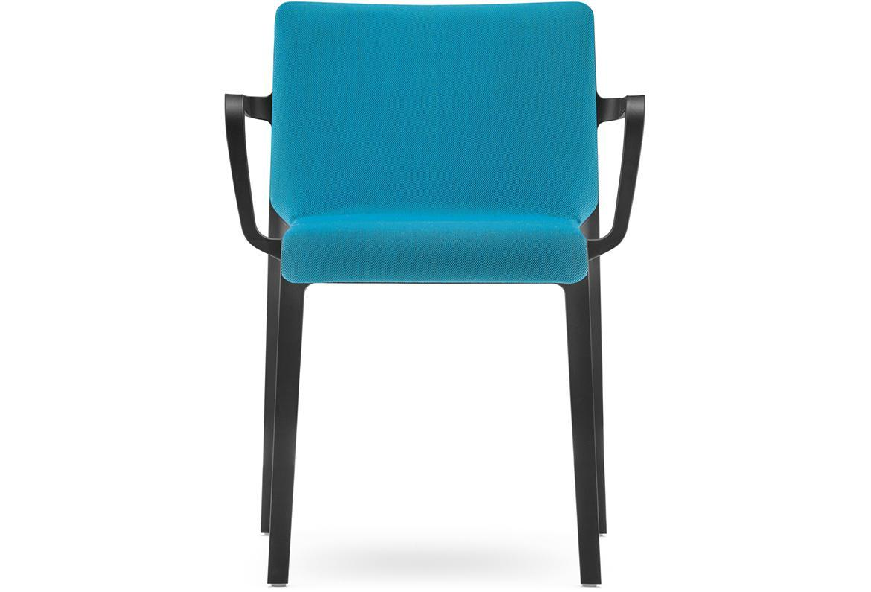 Кресло пластикоое с обивкой Volt