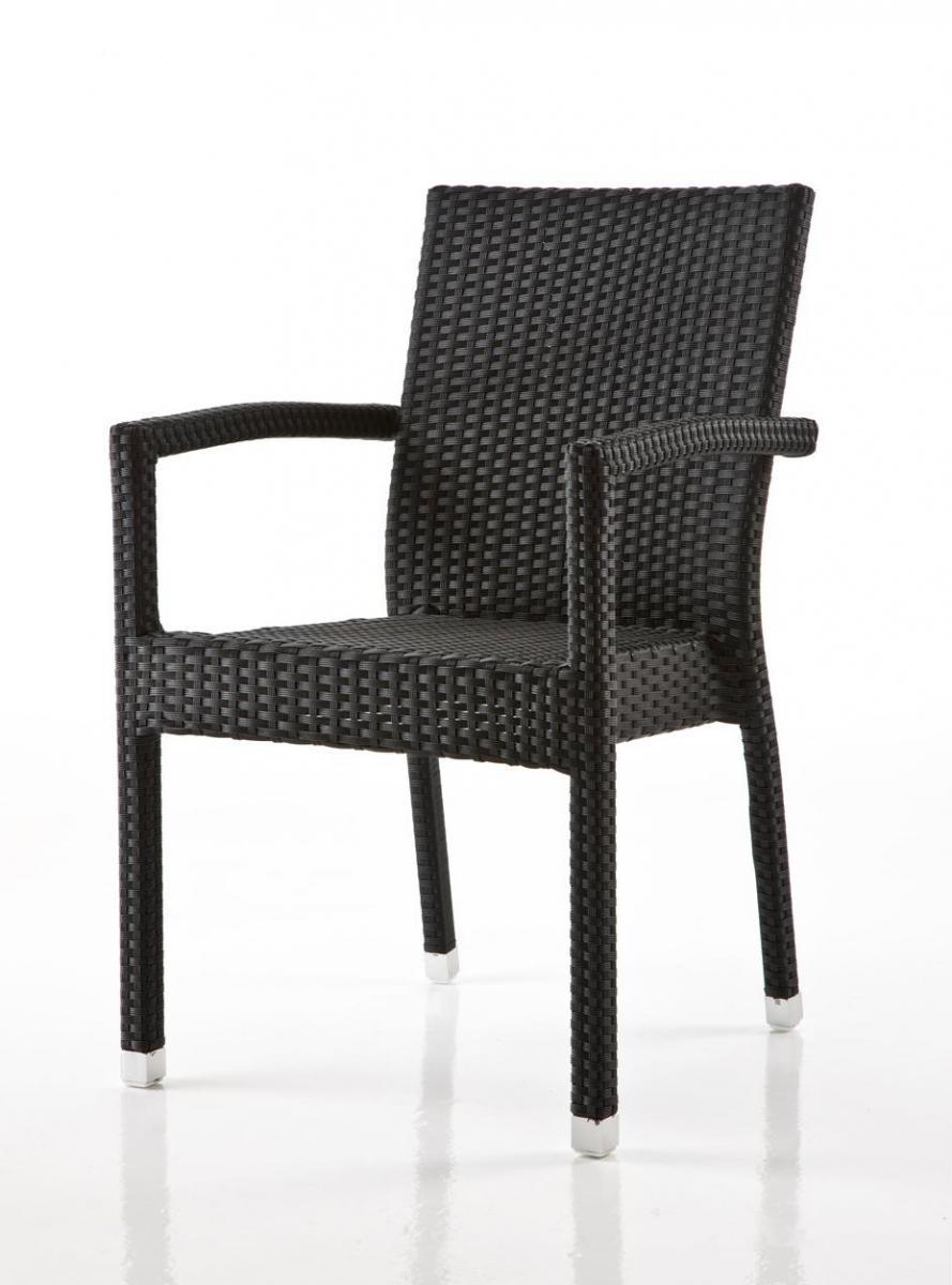 Кресло плетеное Contract