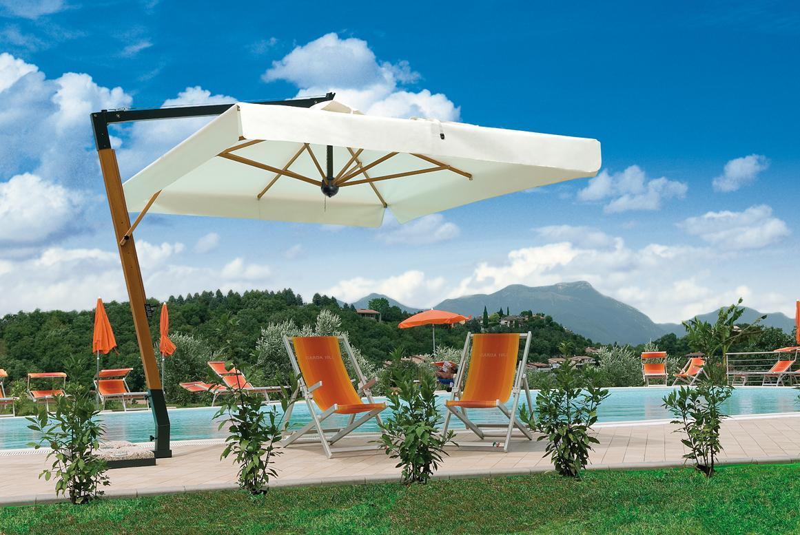 Зонт профессиональный Palladio Braccio