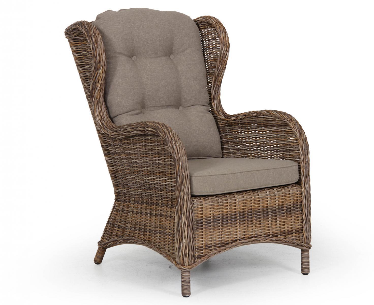 Кресло плетеное Evita