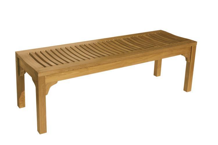 Скамейка деревянная трехместная Tennis