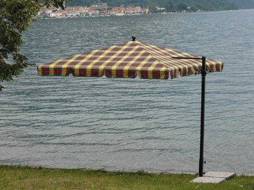 Зонт садовый с поворотной рамой California