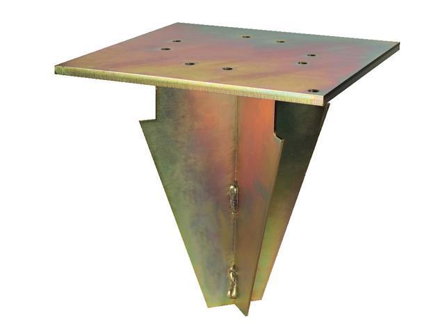 База для крепления зонта с боковой опорой в грунт 091/BTB