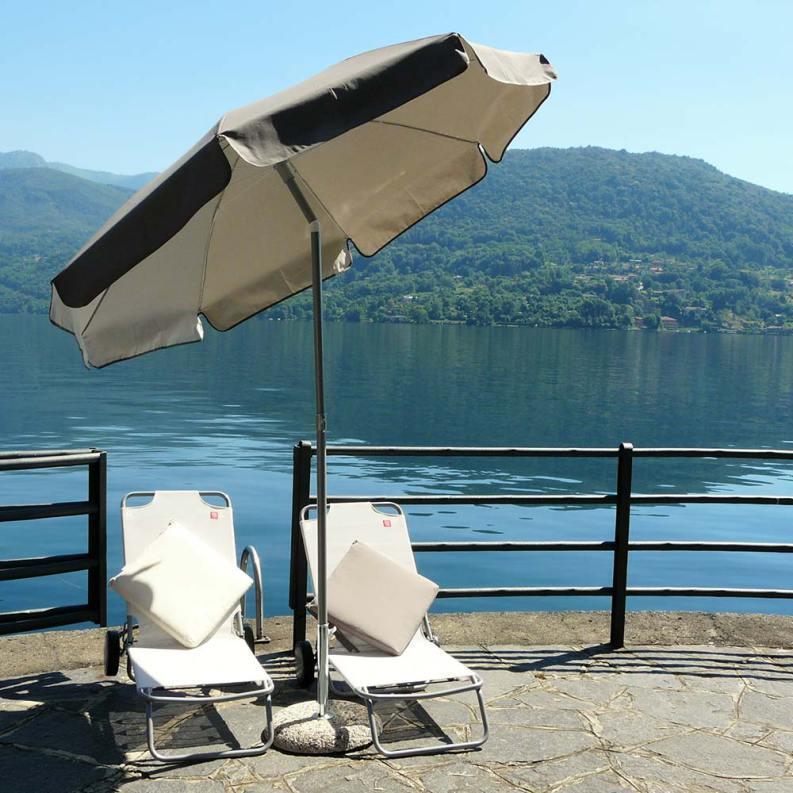 Зонт пляжный с поворотной рамой Venezia