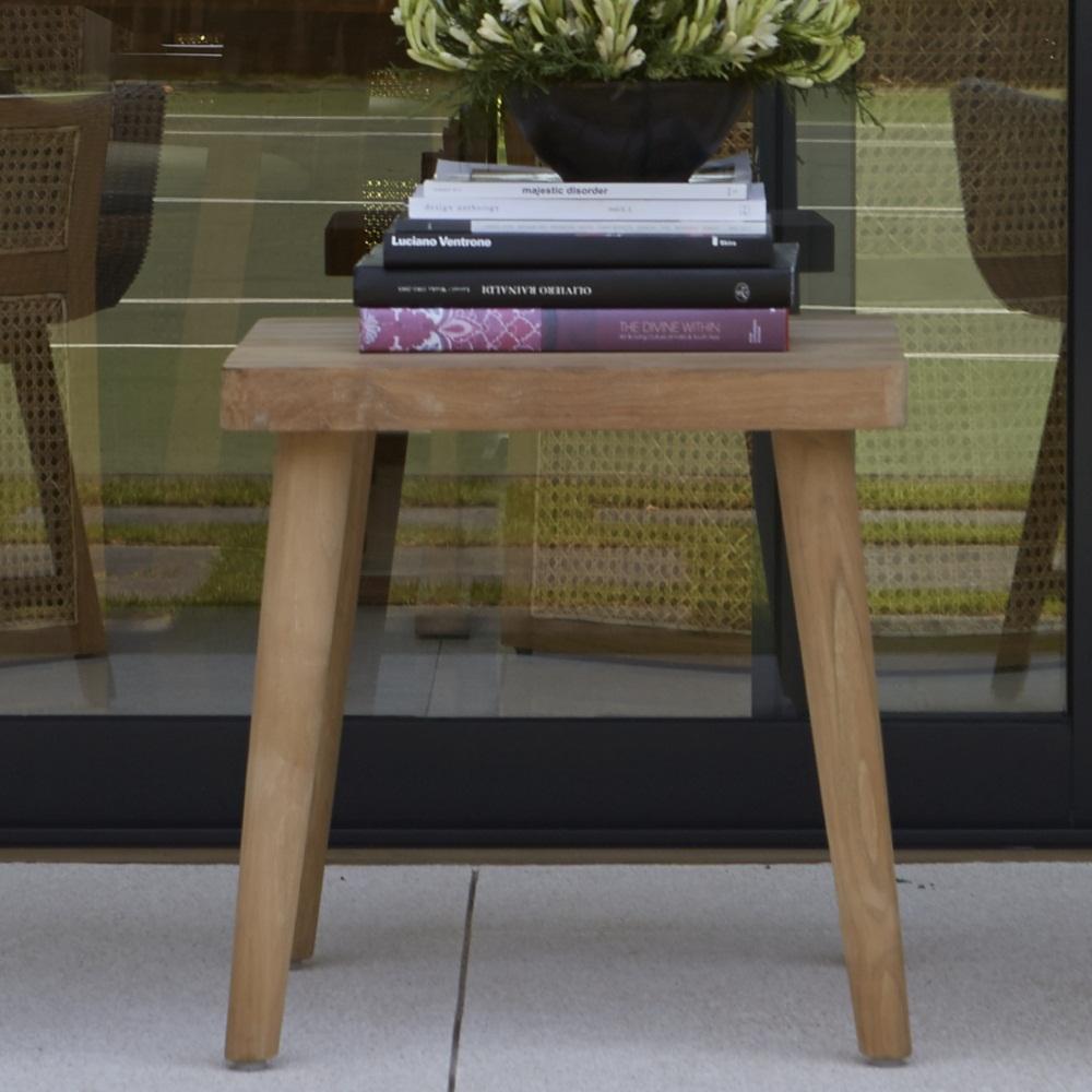 Стол деревянный приставной Pob