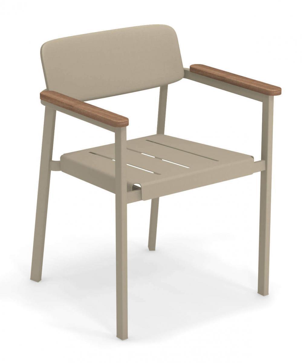 Кресло металлическое Shine