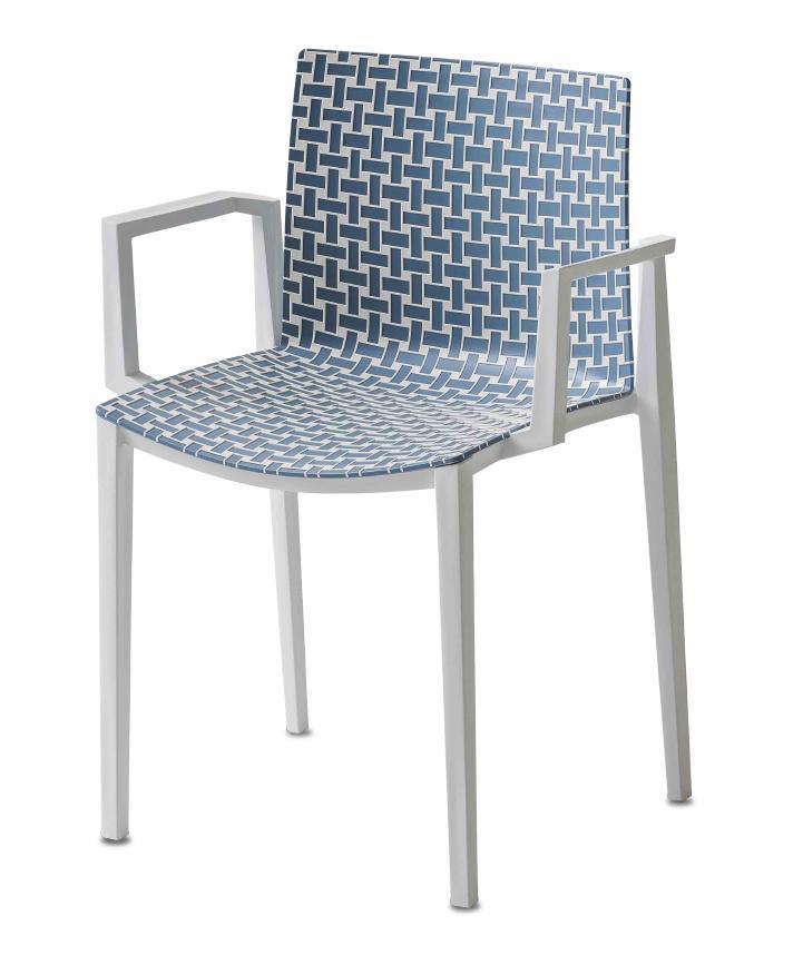 Кресло пластиковое Clipperton Blend B
