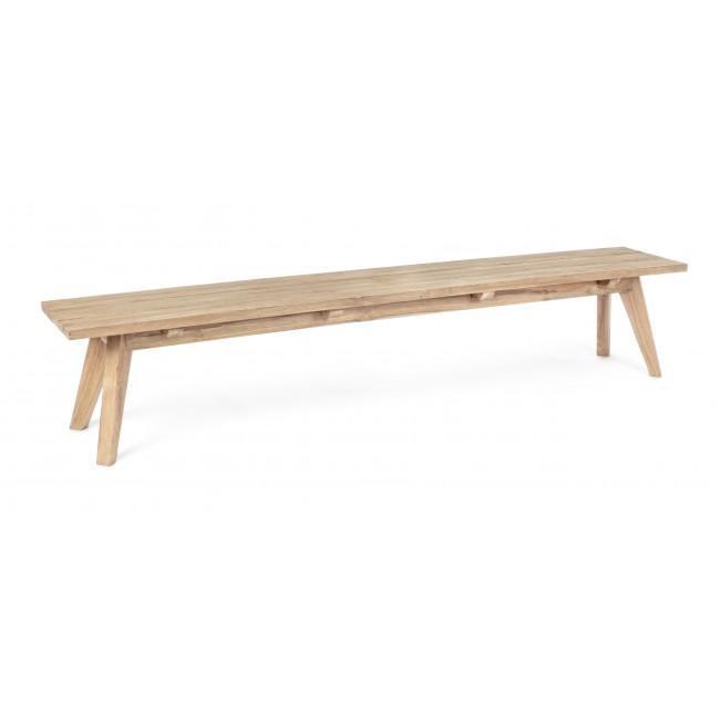 Скамейка садовая деревянная Kendari