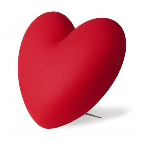 Светильник пластиковый настольный Сердце Love Table Lamp