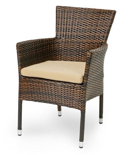 Кресло плетеное Aroma