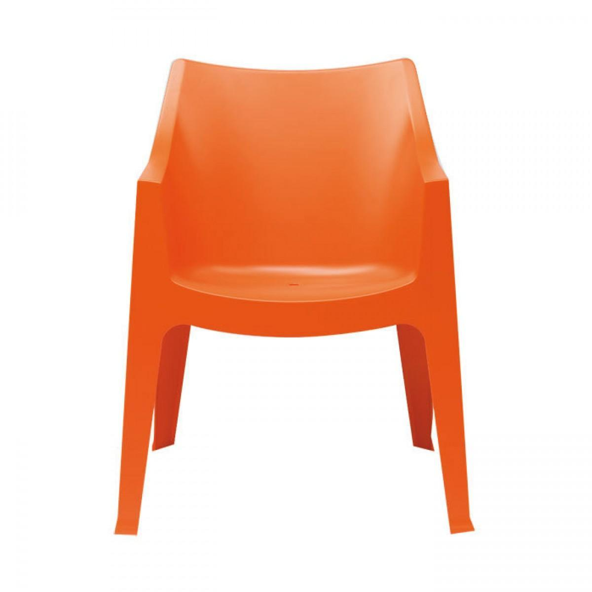 Кресло пластиковое Coccolona