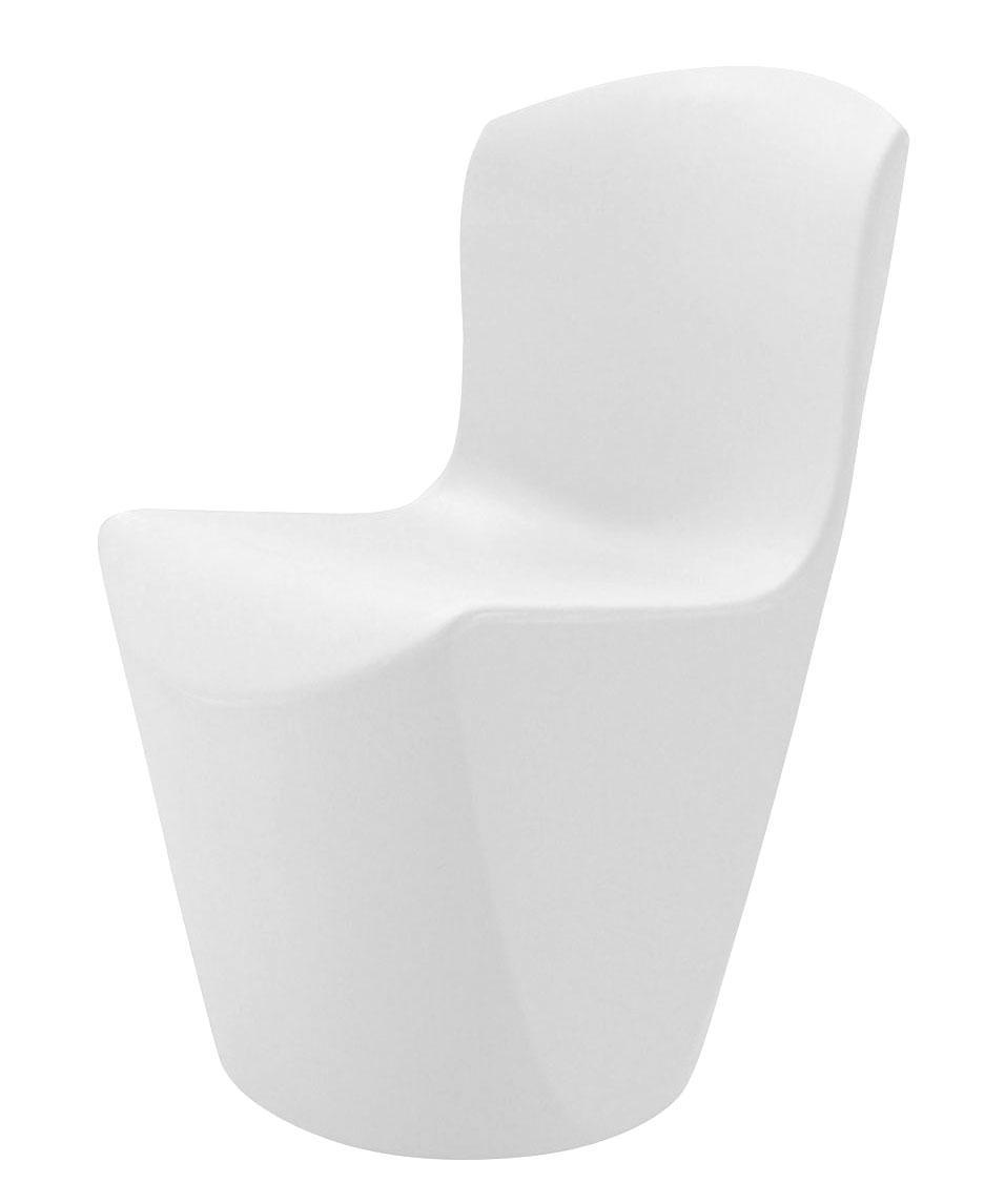 Кресло пластиковое светящееся Zoe Lighting LED