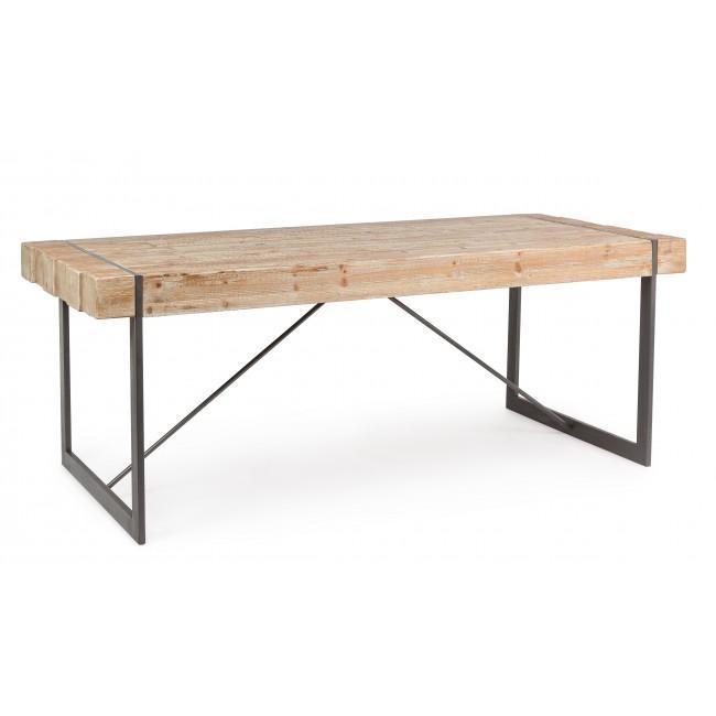 Стол деревянный обеденный Garrett