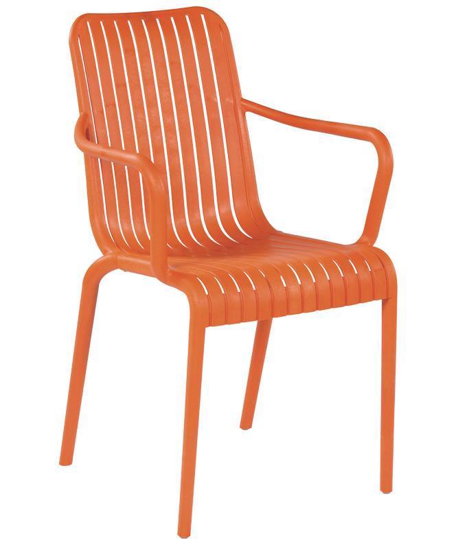 Кресло пластиковое Open