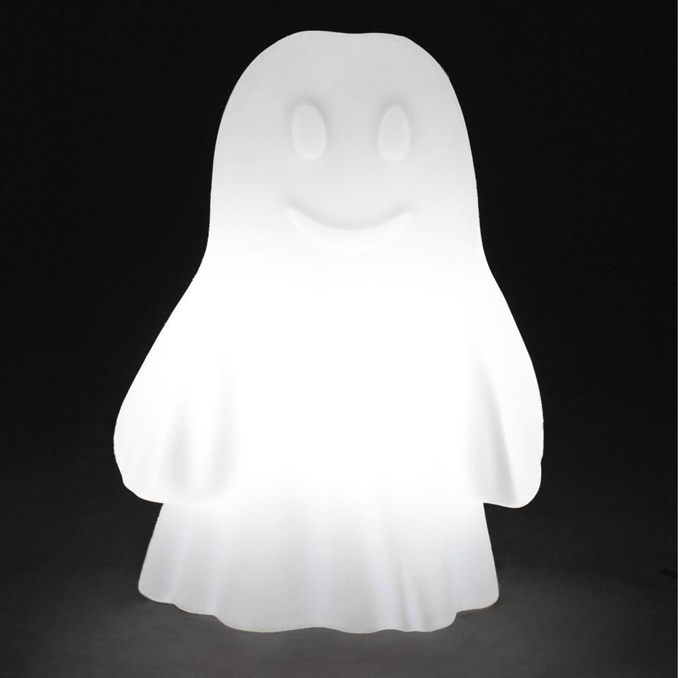 Пластиковый настольный светильник Призрак, Rudy