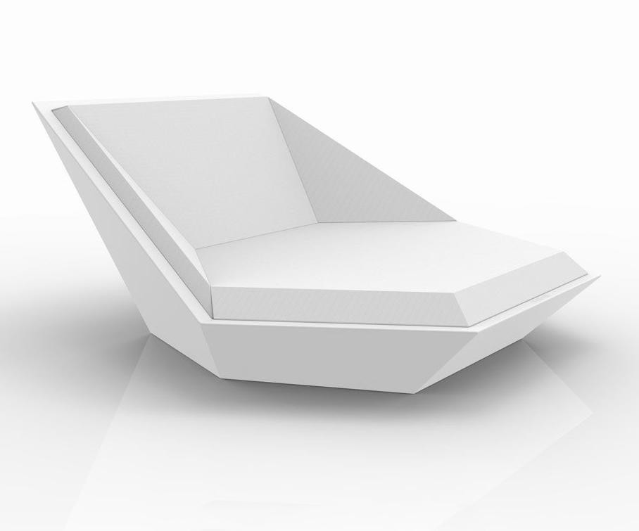 Лежак пластиковый Faz Daybed Basic