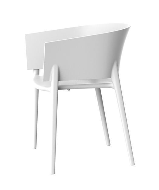 Кресло пластиковое Africa Armchair