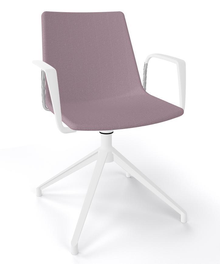 Кресло с обивкой Akami U BR