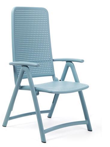 Кресло пластиковое складное Darsena