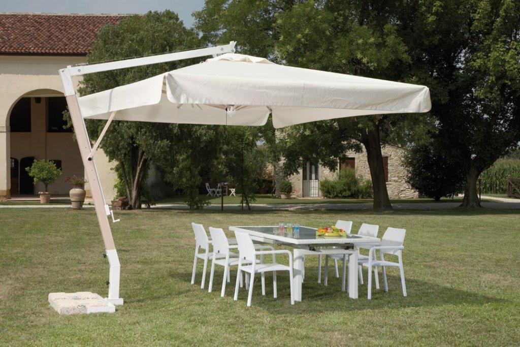 Зонт профессиональный Milano Braccio