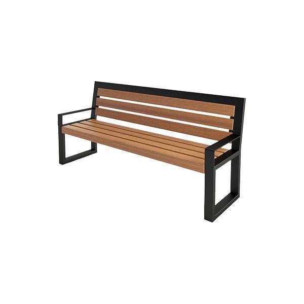 Скамейка садовая деревянная Амели