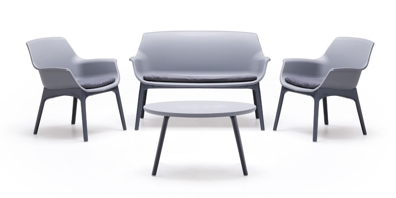 Комплект пластиковой мебели Luxor Lounge Set