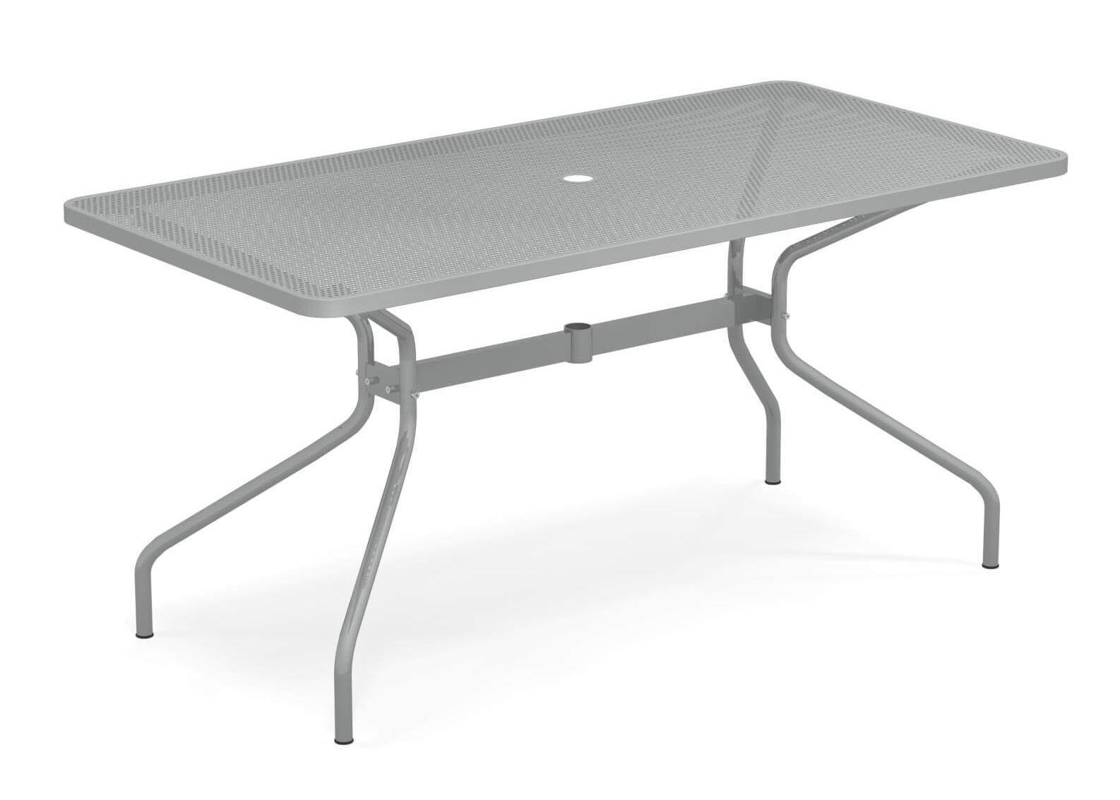 Стол металлический Cambi