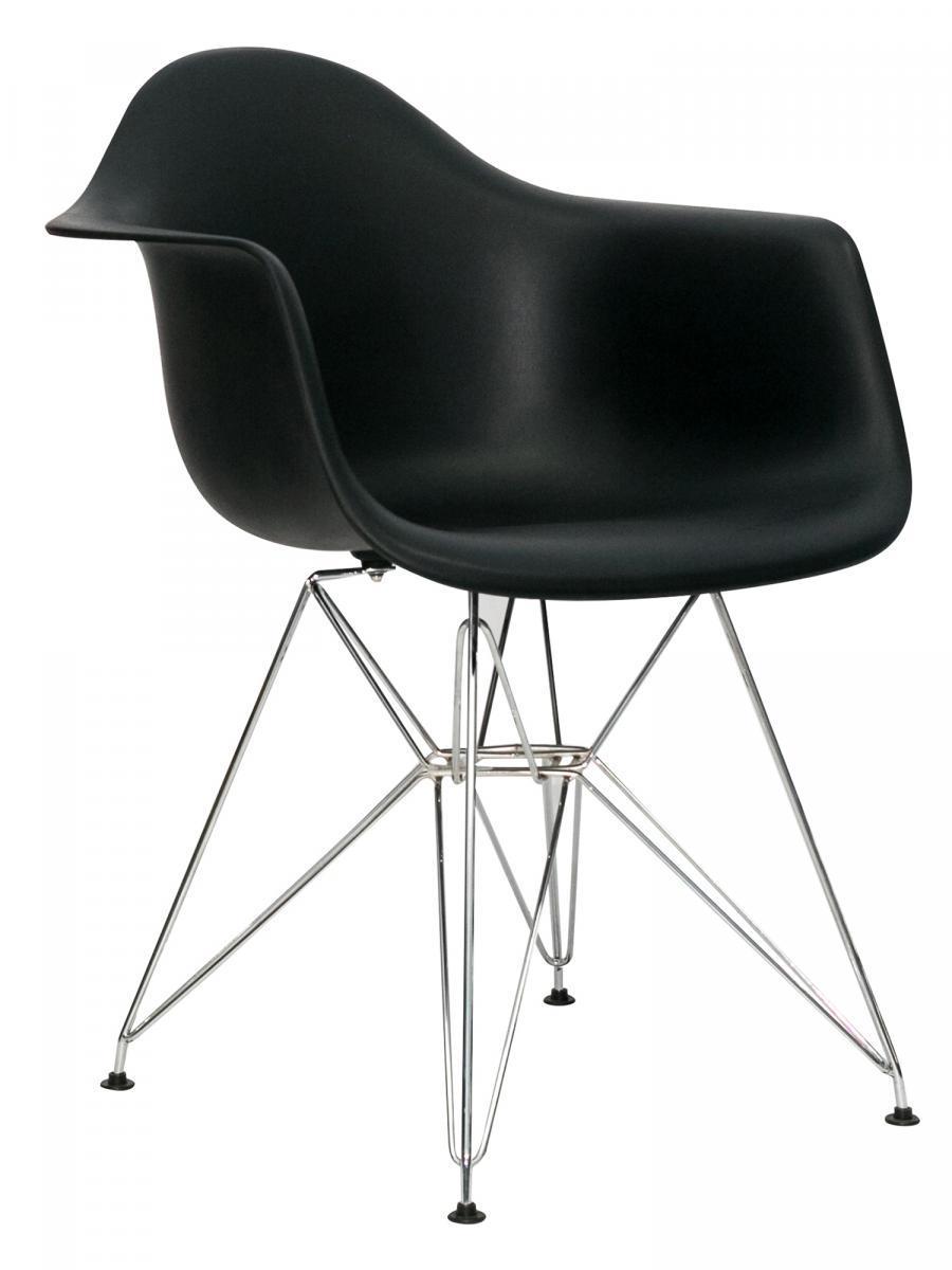 Кресло пластиковое Eames DAR