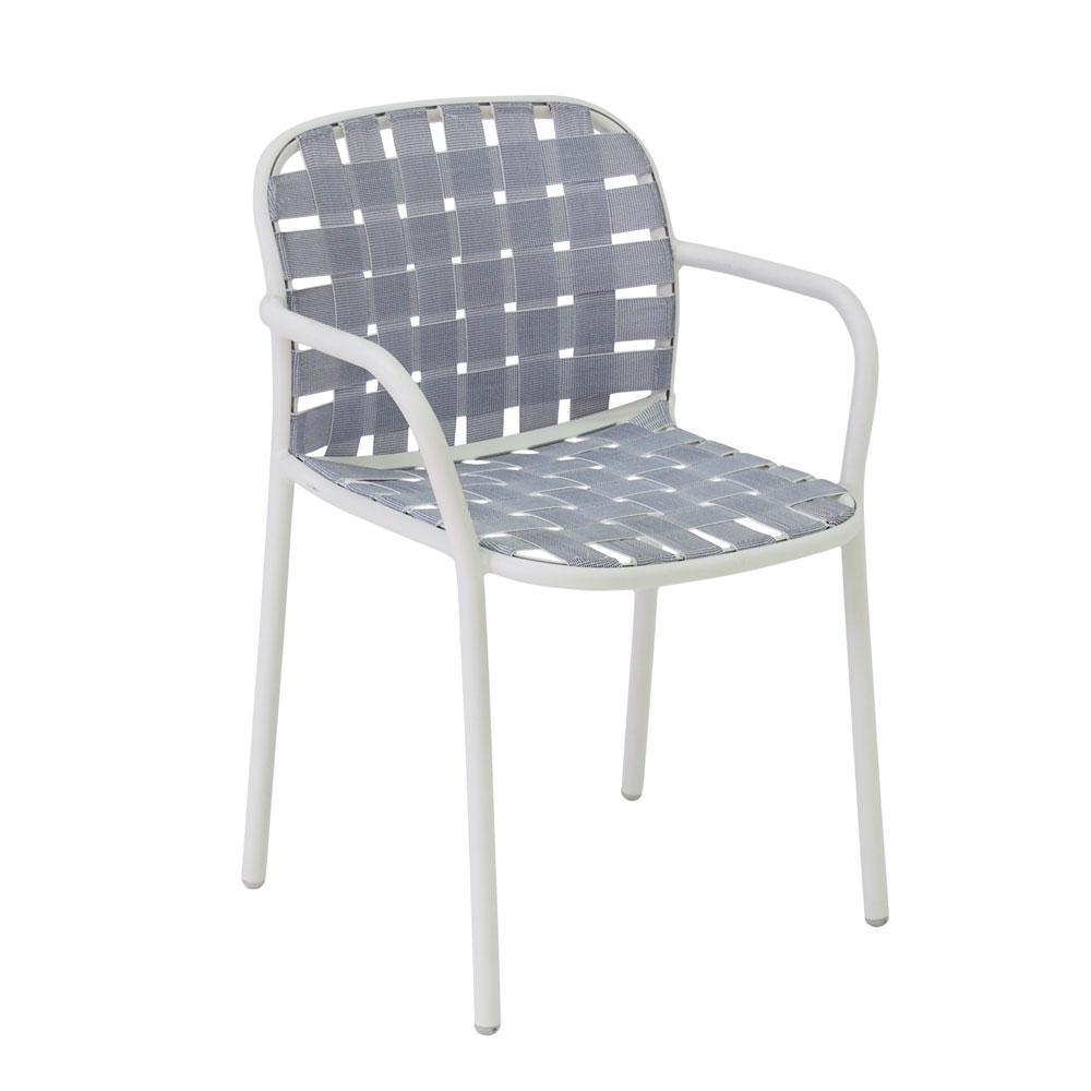Кресло металлическое Yard