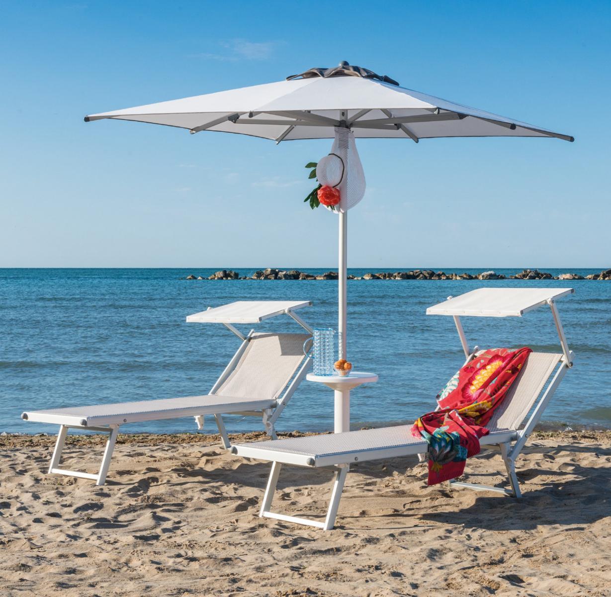 Зонт пляжный профессиональный Picasso