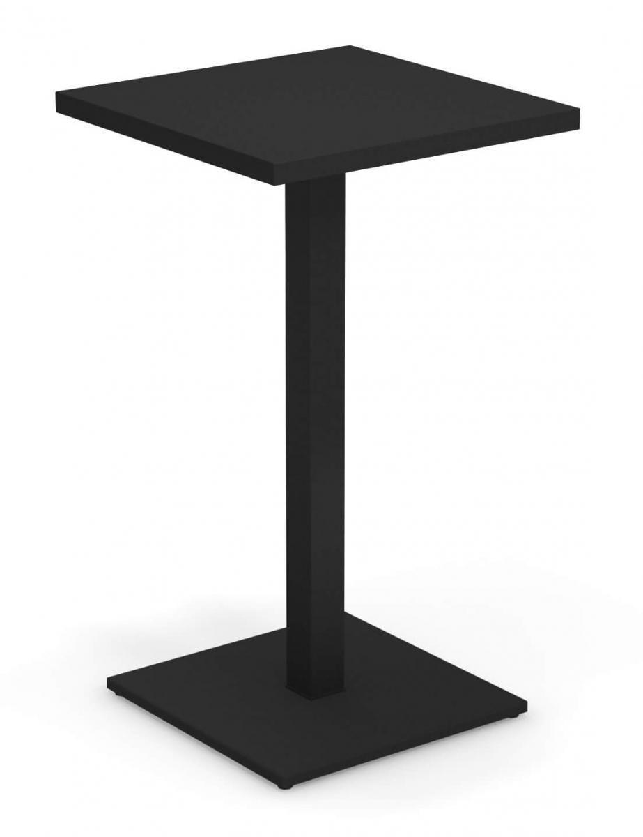 Стол металлический барный Round