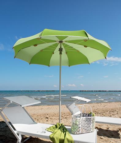 Зонт пляжный профессиональный Klee