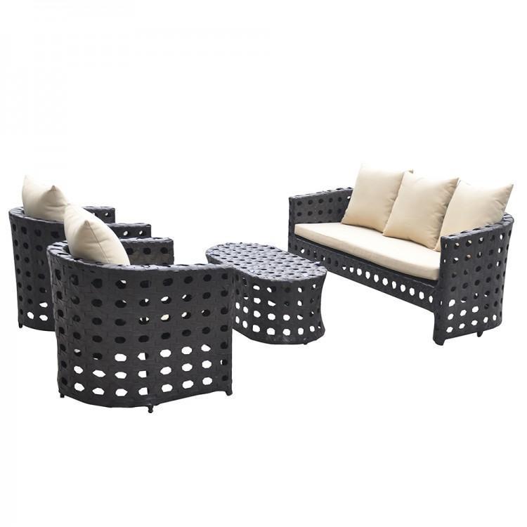 Лаунж-зона на 4 персоны Комплекты мебели