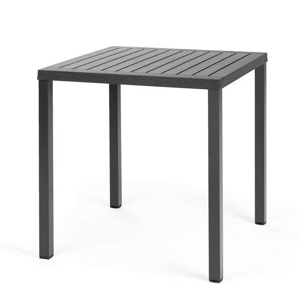 Стол пластиковый обеденный Cube 70