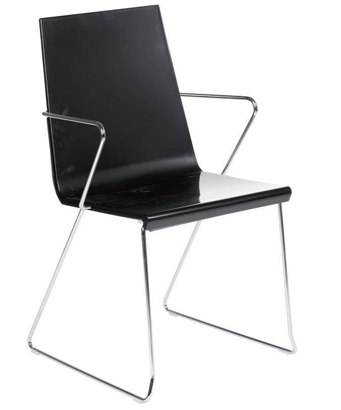 Кресло пластиковое Snake 46