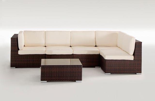 Комплект плетеной мебели Giove