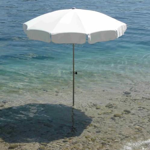 Зонт пляжный SuperInox