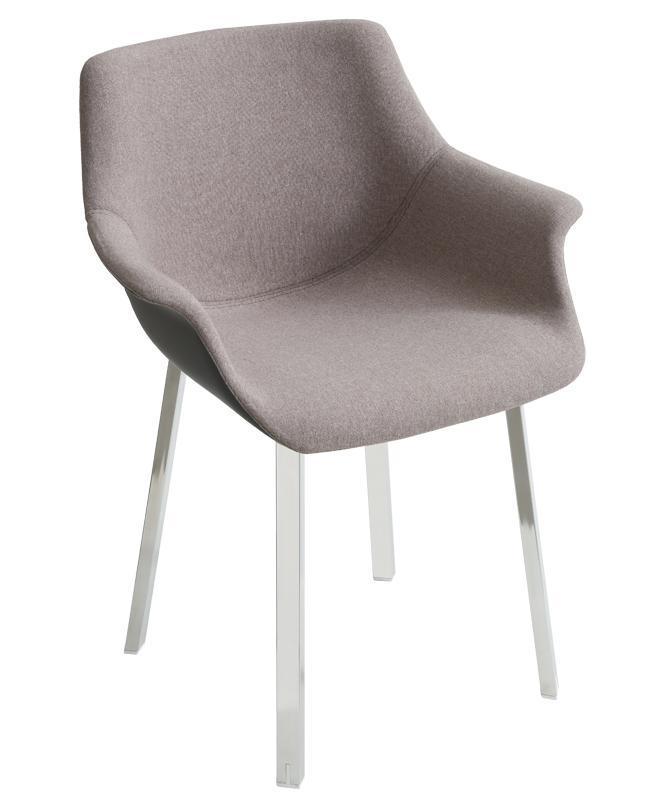 Кресло с обивкой More NA
