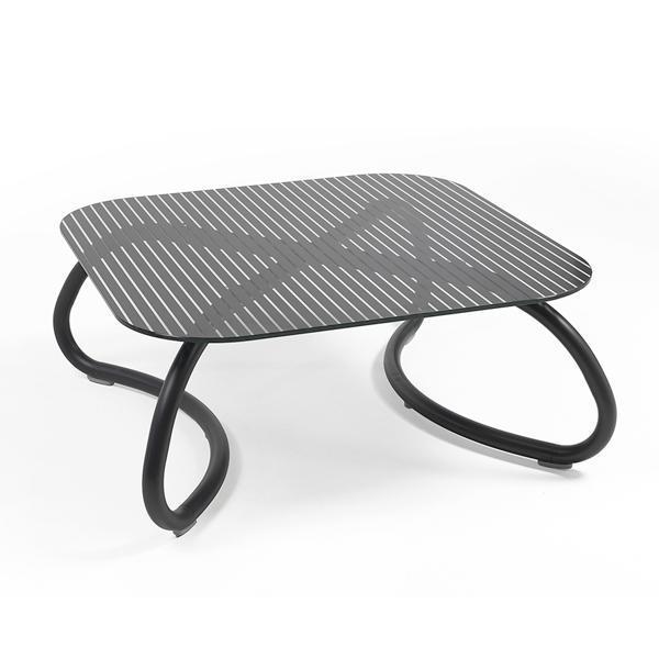 Стол стеклянный кофейный Relax 95 Ninfea-Loto