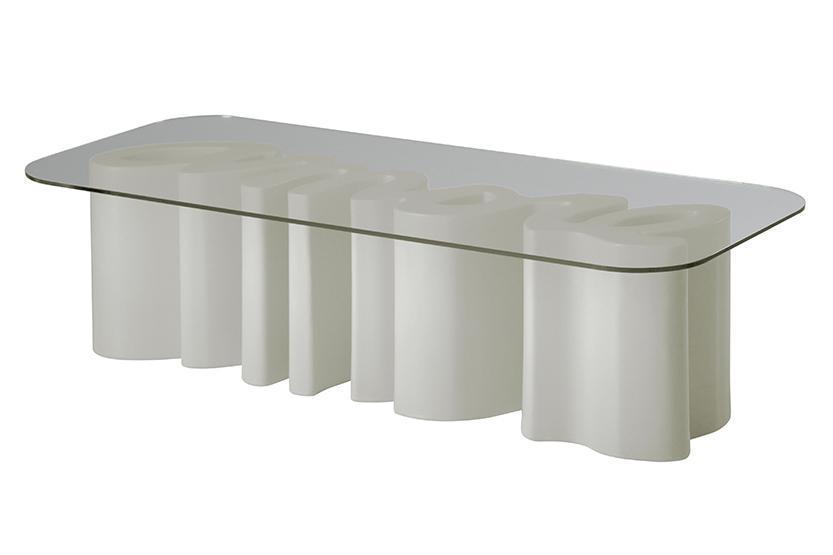 Стол дизайнерский светящийся Amore Table Lighting LED