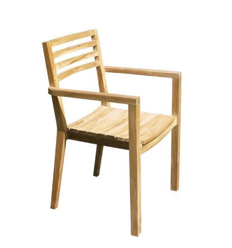 Кресло деревянное Bistrot