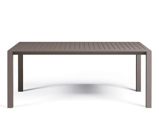 Стол пластиковый обеденный Aria 100