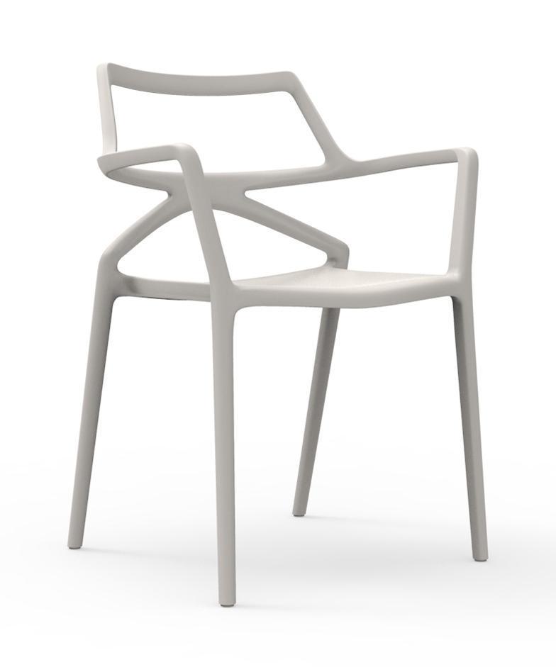 Кресло пластиковое Delta Chair
