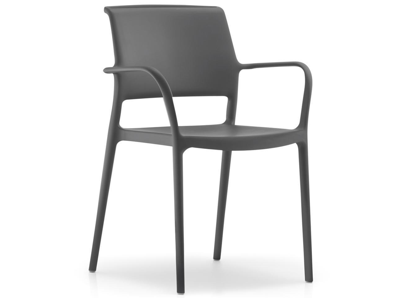Кресло пластиковое Ara
