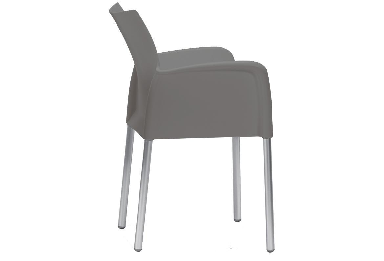 Кресло пластиковое огнестойкое Ice
